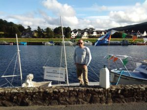 A photograph of James Caird 100 in Graiguenamanagh